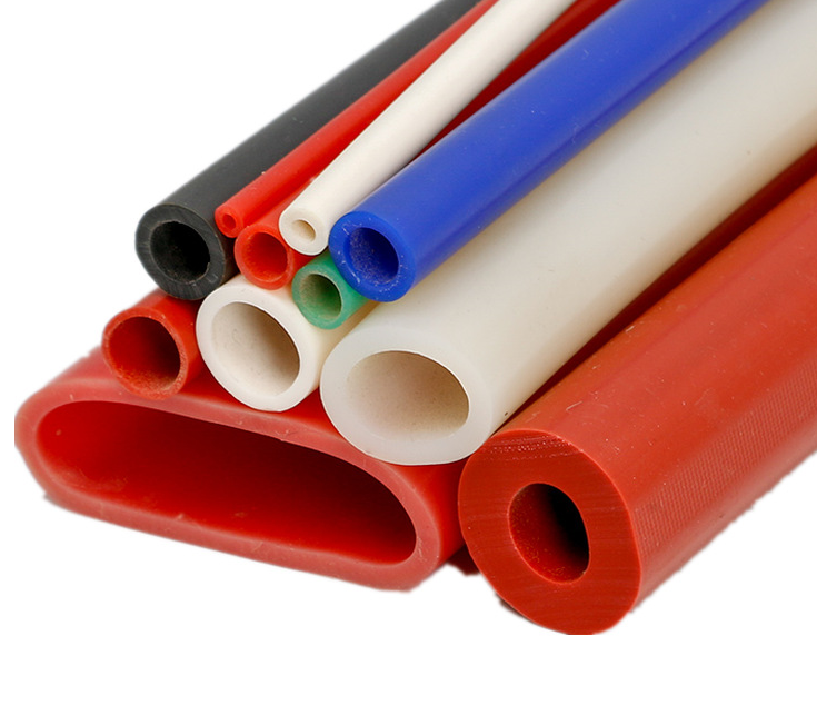 Customized high temperature resistant silicone strip rubber cord